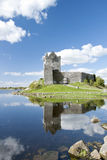 Dunguaire Castle in Kinvara, Ireland. Royalty Free Stock Photography
