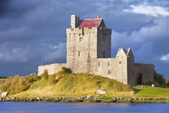 Dunguaire Castle, Kinvara, Ireland. Royalty Free Stock Photography