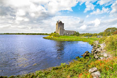 Dunguaire Castle, Kinvara, Ireland. Royalty Free Stock Image