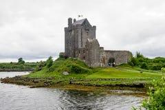 Dunguaire-Schloss in der Grafschaft Galway nahe Kinvara, Irland stockbilder