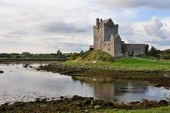 Dunguaire Schloss, Irland Stockbild