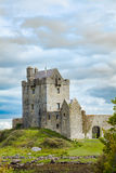 Dunguire castle Royalty Free Stock Photo
