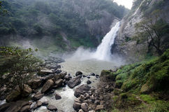 Dunhinda falls , Sri Lanka. Dunhinda falls Badulla District, Sri Lanka Stock Images