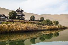 Dunhuang Stockbild