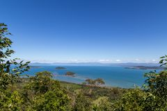 Dunk Island in Queensland, Australia Royalty Free Stock Image