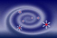dunkel; blau; Zusammenfassung vektor abbildung