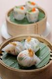 Dunkel summa, kinesisk kokkonst arkivbilder