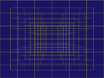 Dunkelblauer abstrakter Hintergrund lizenzfreie abbildung