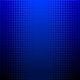 Dunkelblauer Halbtonvektorhintergrund lizenzfreie abbildung