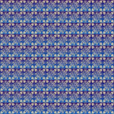 Dunkelblaues Packpapier Stockfotografie
