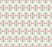 Dunkelblaues süßes Osterei-Muster auf Pastellhintergrund Lizenzfreie Stockfotografie