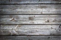Dunkelbrauner strukturierter hölzerner Hintergrund des alten Schmutzes, horizontale Bretter lizenzfreie stockbilder