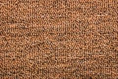 Dunkelbrauner Teppich (Beschaffenheit) Lizenzfreie Stockfotos