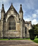 The Dunkeld cathedral Royalty Free Stock Images