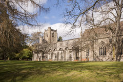 Dunkeld Cathedral in Perthshire, Scotland. Royalty Free Stock Photography