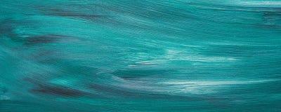 Dunkelgrüner gemalter hölzerner Hintergrund stockbilder