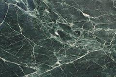 Dunkelgrüner Granit Stockbild