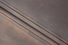 Dunkelgraue Hintergrundbeschaffenheit metallisch Lizenzfreies Stockbild