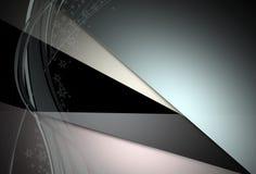 Dunkelheit überlagerter Hintergrund Stockbild