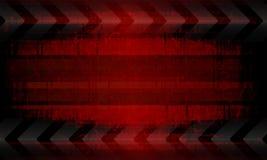 Dunkelroter Hintergrund mit vielen Pfeilschattenbildern Lizenzfreie Stockbilder