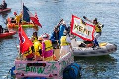 Dunkerke: Tazza 2015 di CÃ Pinard Immagini Stock Libere da Diritti