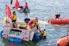 Dunkerque: Cô Pinard's Cup 2015 Stock Images