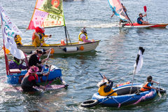 Dunkerque: Cô Pinard's Cup 2015 Royalty Free Stock Image