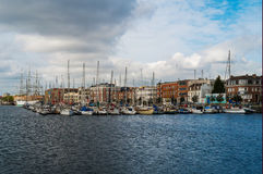 Dunkerque Royalty Free Stock Images