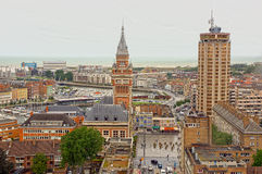 Dunkerque in france Royalty Free Stock Image