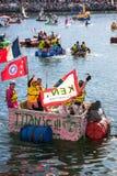 Dunkerque : Tasse 2015 de CÃ Pinard photos libres de droits
