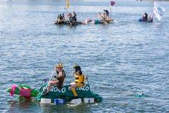 Dunkerque : Tasse 2015 de CÃ Pinard Images libres de droits
