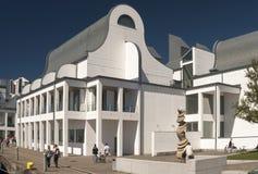 Dunkers Kulturhus Fotografia Stock