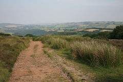 Dunkery Beacon, Somerset Stock Photography