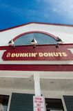 Dunkin Donuts Store Stock Images