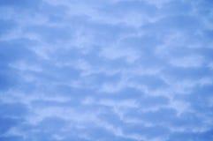 Dunkle Fractal-Wolken Lizenzfreies Stockbild