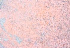 Dunkle Gips-Wand mit schmutzigem Hintergrund Lizenzfreie Stockfotografie