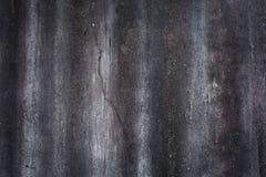 Dunkle Grunge Wand Stockfoto