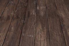 Dunkle hölzerne Beschaffenheit Hölzerne braune Beschaffenheit alte Panels des Hintergrundes Retro- Holztisch Rustikaler Hintergru Stockfoto