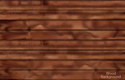 Dunkle hölzerne Planken Lizenzfreie Stockfotografie