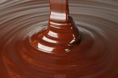 Dunkle Schokolade lizenzfreie stockfotos