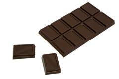Dunkle Schokolade Lizenzfreie Stockbilder