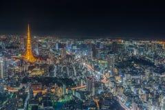 Dunkle Seite von Tokyo lizenzfreie stockbilder
