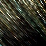 Dunkle Streifenlinien mit Schärfentiefe lizenzfreies stockbild
