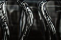 Dunkle und graue abstrakte Beschaffenheit Lizenzfreies Stockfoto