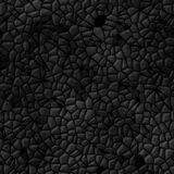 Dunkler abstrakter nahtloser Steinhintergrund Stockfotos