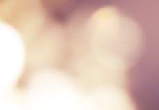 Dunkler abstrakter Unschärfe boke Hintergrund mit natürlichem defocused ligh Lizenzfreies Stockbild