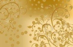 Dunkler Blumenhintergrund Lizenzfreie Stockbilder