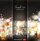 Dunkler bokencircles Hintergrund Lizenzfreies Stockfoto