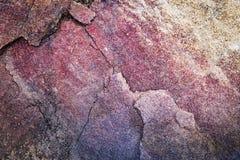 Dunkler Detailblock des Hintergrundes des Steins Stockfotografie