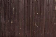Dunkler hölzerner Hintergrund Lizenzfreies Stockbild